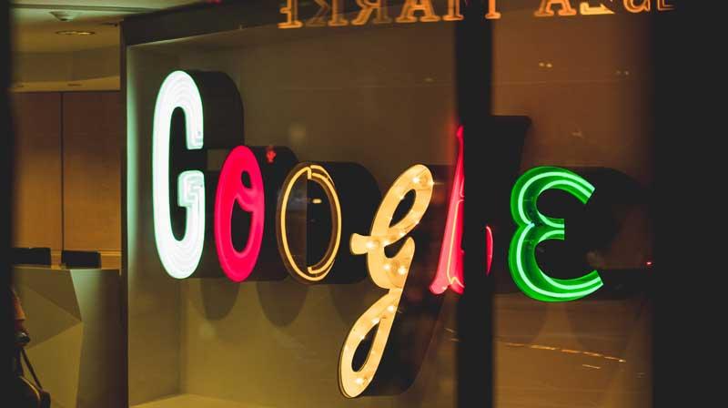 Google, le plus célèbre des moteurs de recherche.