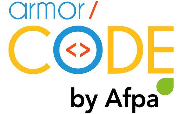 Logo de la formation Armor Code.
