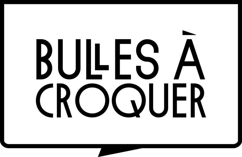 Logo du site Bulles à Croquer