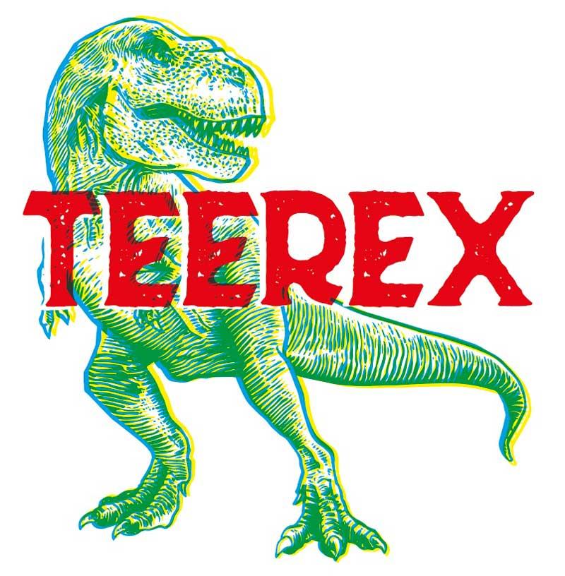 Image provenant du site Tee-Rex