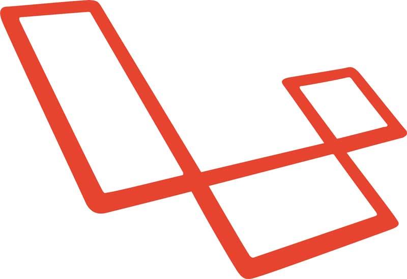Ancien logo du framework Laravel.